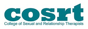 Psychosexual Therapy. COSRT Logo